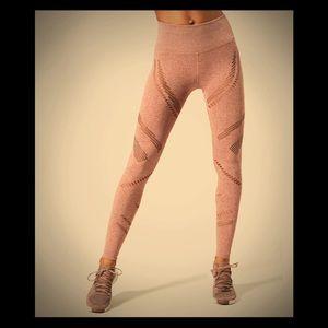 Alo yoga high-waist radiance Leggings NWT Medium